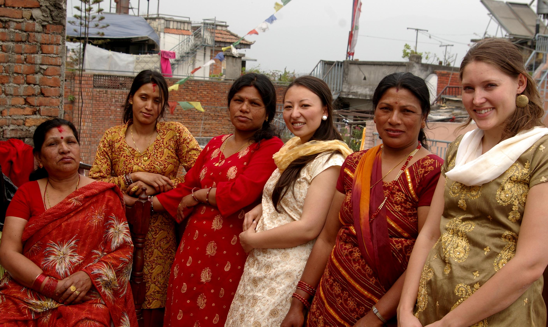 women alcohol nepal