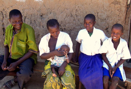 Tanzania husbands baby