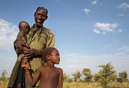 UNICEF dad