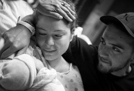 partner support birth