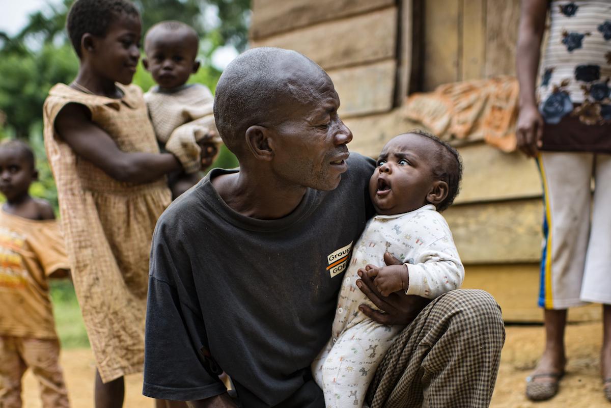 International ngos Father uganda engagement