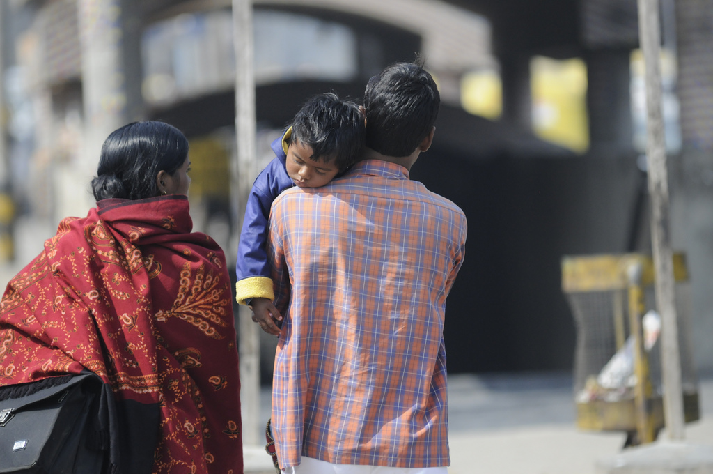 parents of daughters more likely to be depressed